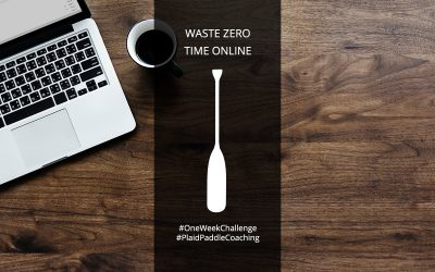 One Week Challenge: Waste Zero Time Online